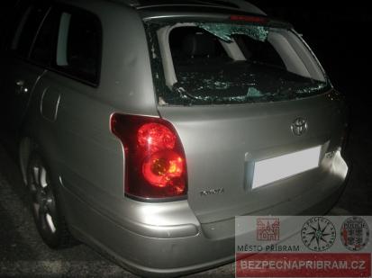 Poškození vozidla - případ č. 141063.17
