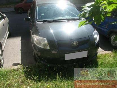 Ukradený airbag z auta - případ č. 187405.17