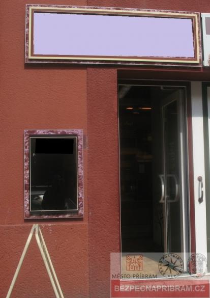 Poškozené dveře prodejny - případ č. 253992.17