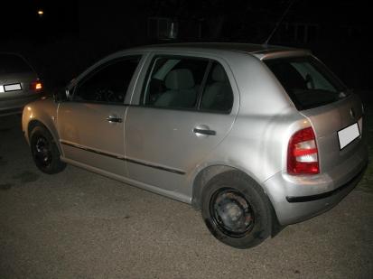 Vloupání do vozidla - případ č. 333176.16