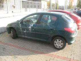 Poškození auta - případ č. 375883.15