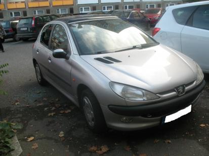 Poškození auta - případ č. 380421.15