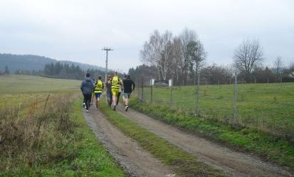 Běh na jeden kilometr