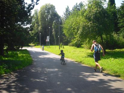 Cyklostezka Příbram