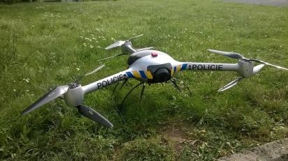 Policejní dron