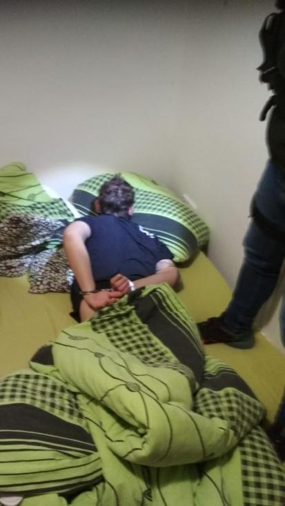 Zadržení osoby